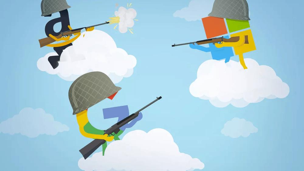 Qui va gagner la guerre du multicloud ?