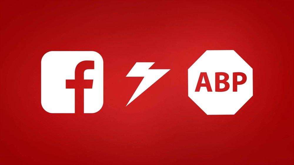 L'escalade de la violence se poursuit entre Facebook et AdBlock Plus