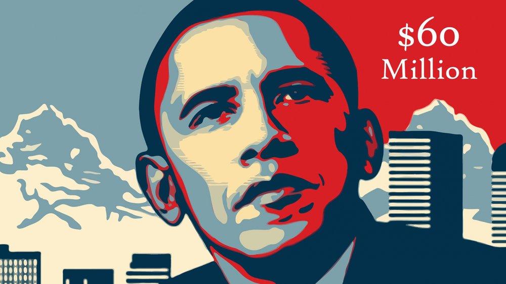 Comment Obama a recueilli 60 millions de dollars rien qu'en exécutant une simple expérience